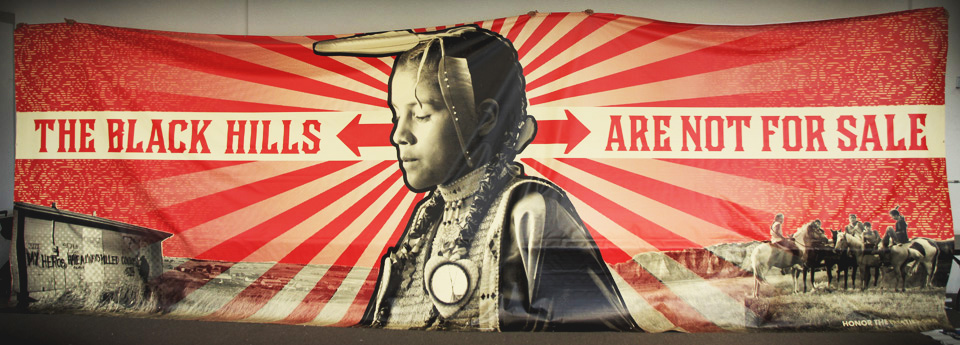 shepard_fairey_banner_black_hills_one_home