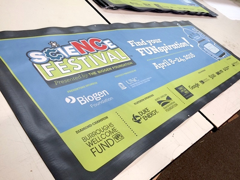 nc science festival event banners2