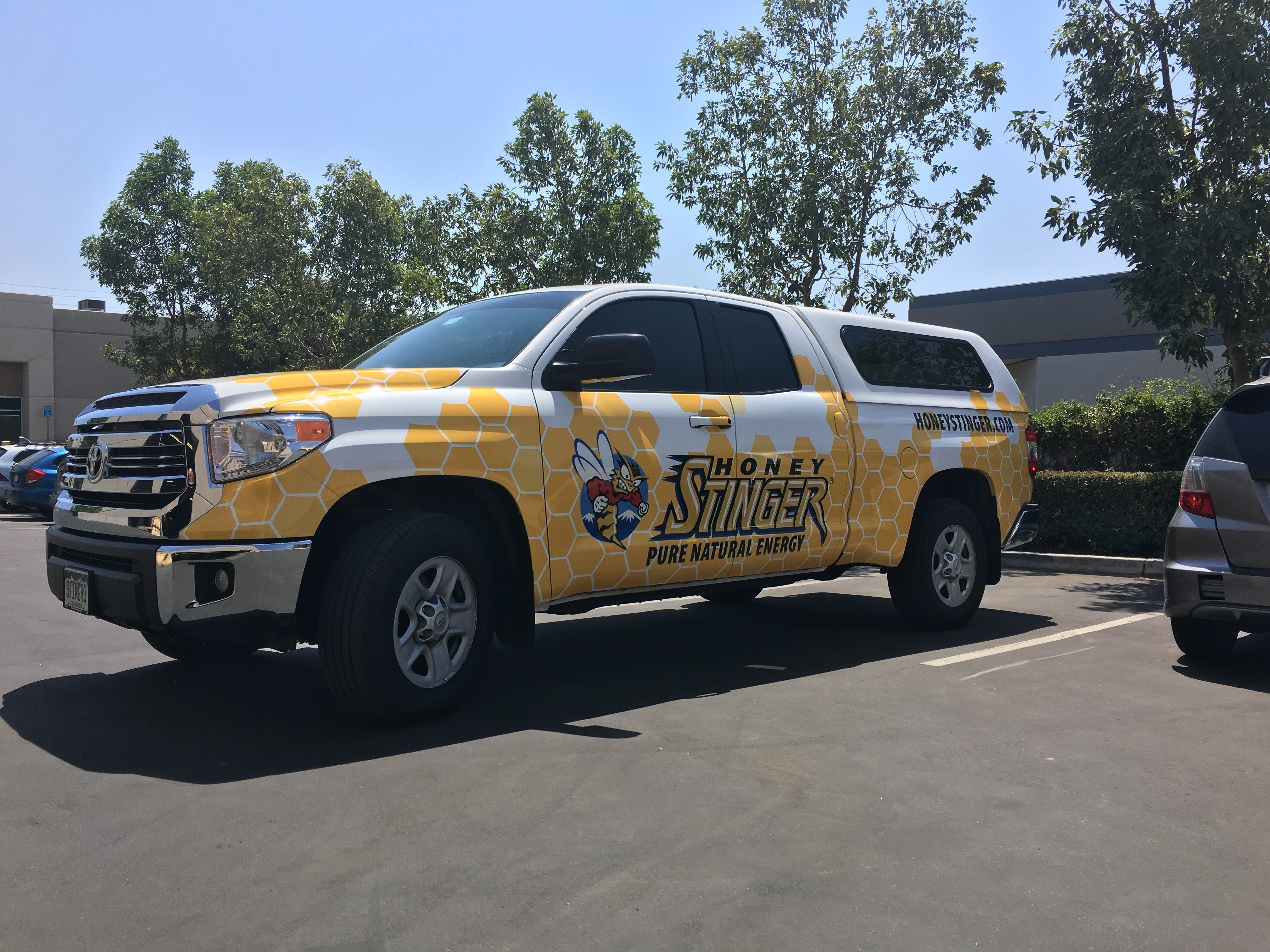 vehicle wrap Archives   Monster Media Inc