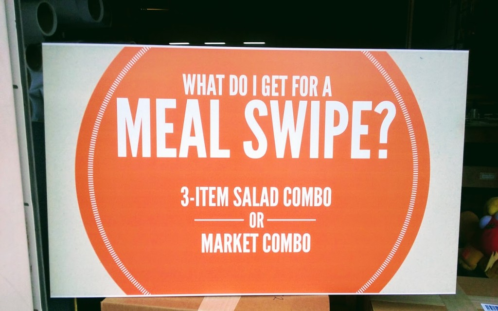 meal-sign-coroplast-sign
